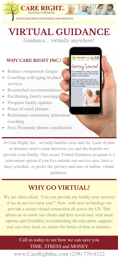 Care Right Inc. Virtual Guidance