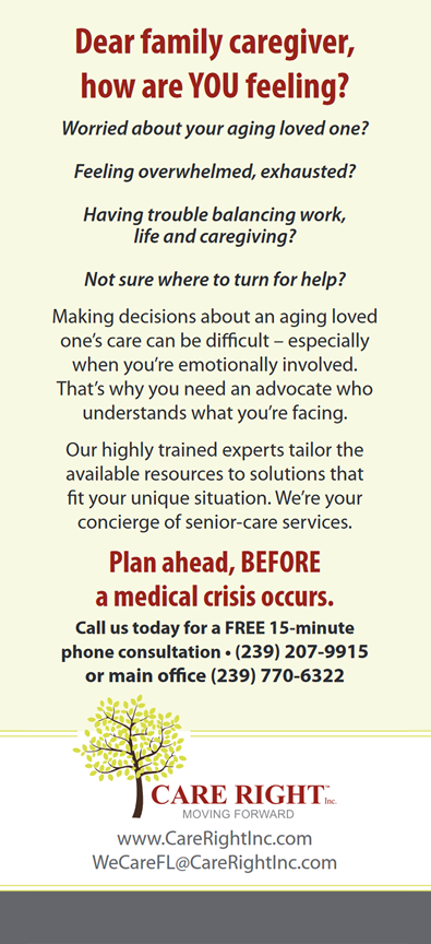 Care Right Inc. Brochure