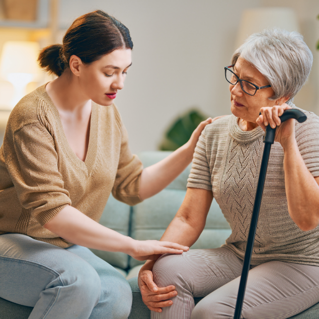 The Challenge of Older Adults for their Younger Loved Ones